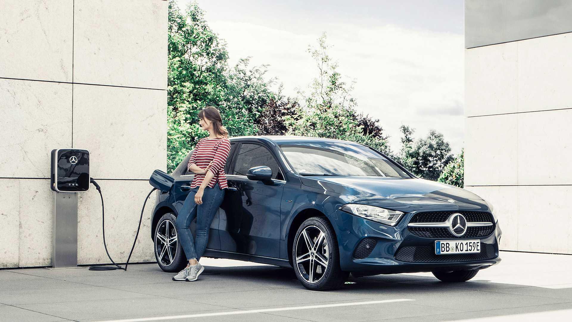Mercedes Classe A Plug-in Hybrid